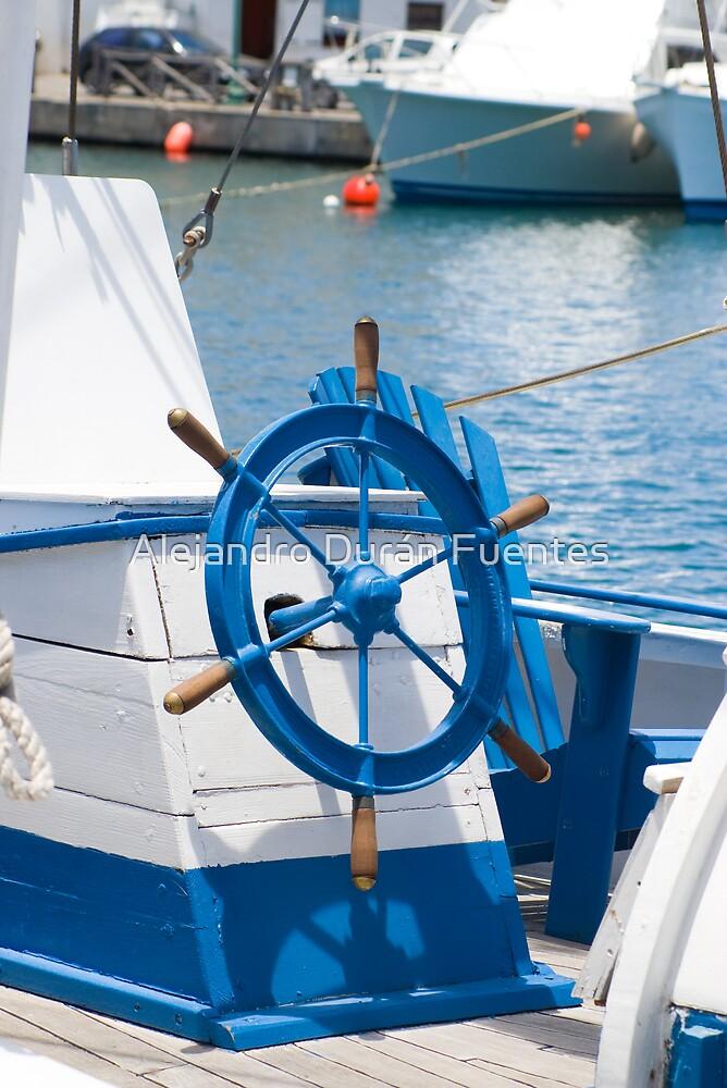 sailor wheel by Alejandro Durán Fuentes