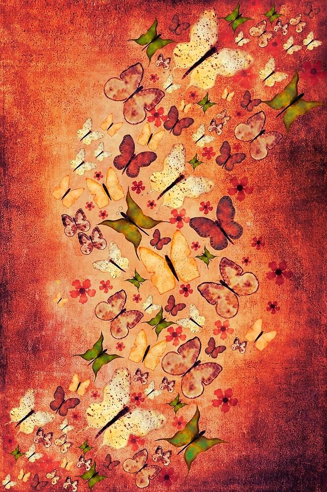 Butterflies by Katja Lammi