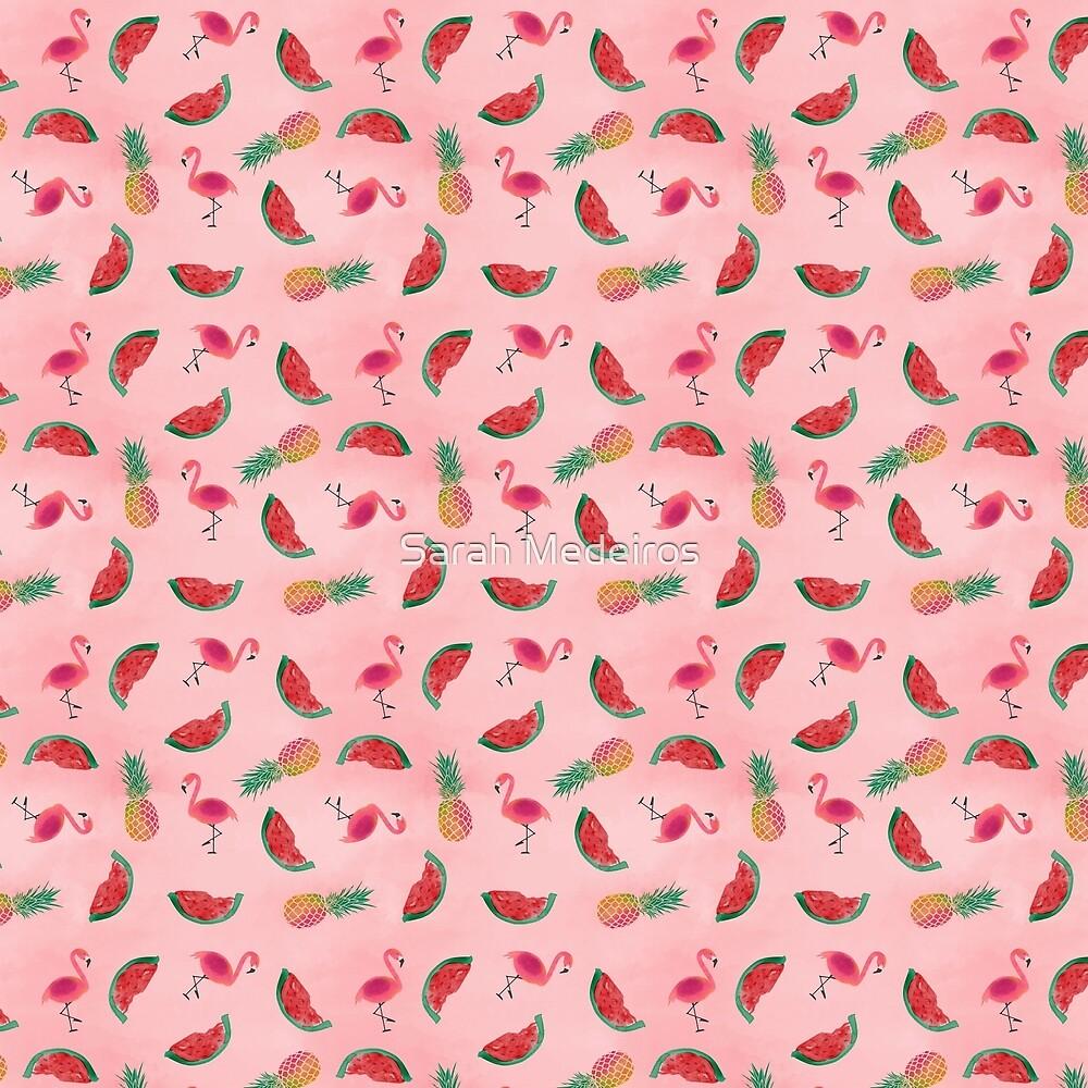 Flamingo Fling by Sarah Medeiros