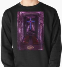 Salt Cathedral in Colombia Pullover