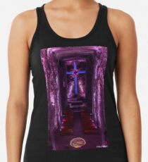 Salt Cathedral in Colombia Women's Tank Top