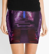 Salt Cathedral in Colombia Mini Skirt