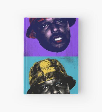 Pop Art Schoolboy Q Hardcover Journal