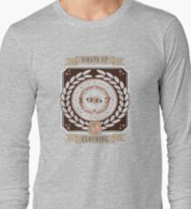 Spirtual Graphic Long Sleeve T-Shirt