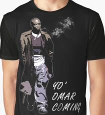 Omar Little Graphic T-Shirt
