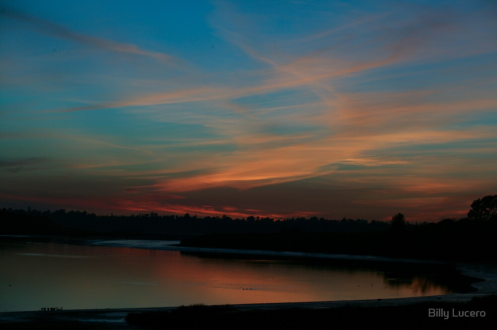 Sunset1 by Billy Lucero