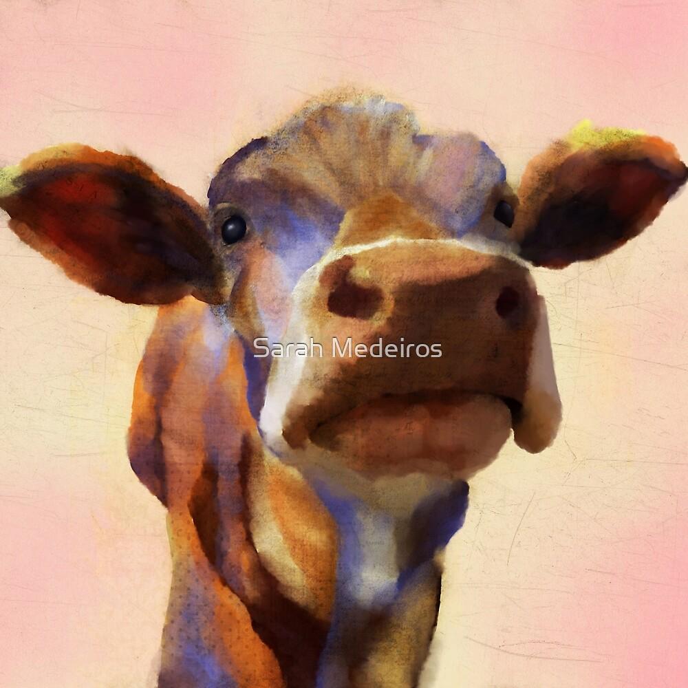 Cora the Cow by Sarah Medeiros