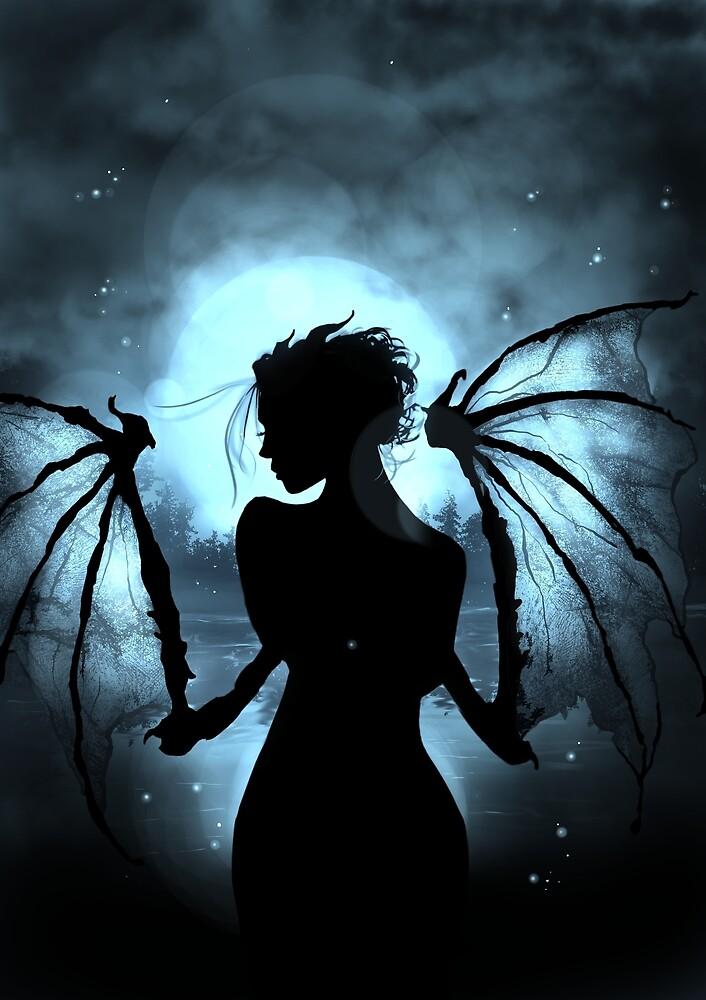 Moonlight by drewjamesart