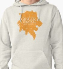 Sudadera con capucha Ginger is Coming
