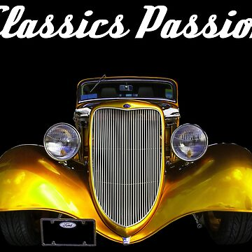 Classics Passion 012 Hot Rod by CPG-Designs