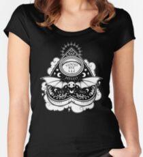 OUIJA Horror Women's Fitted Scoop T-Shirt