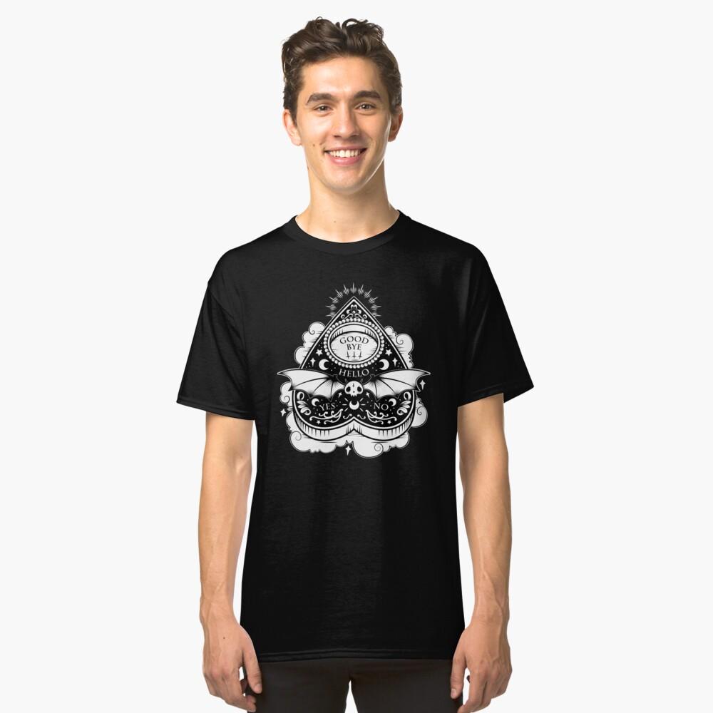 OUIJA Horror Classic T-Shirt Vorne