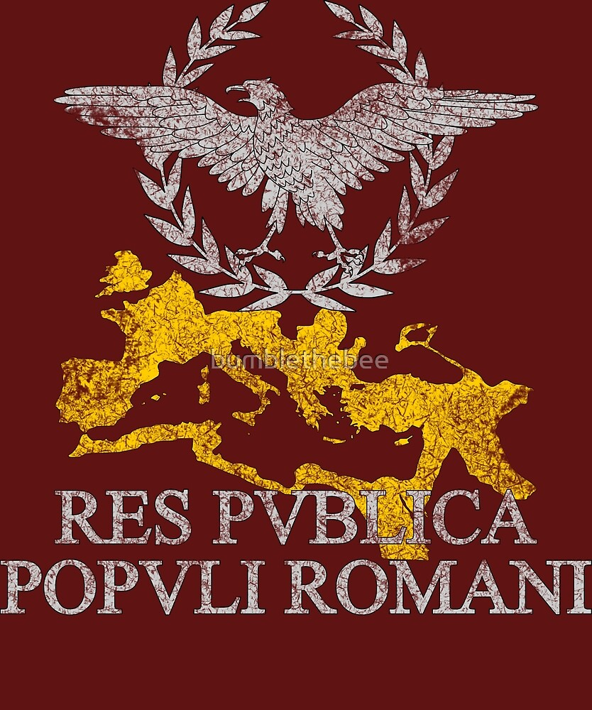 ROMAN EMPIRE by bumblethebee