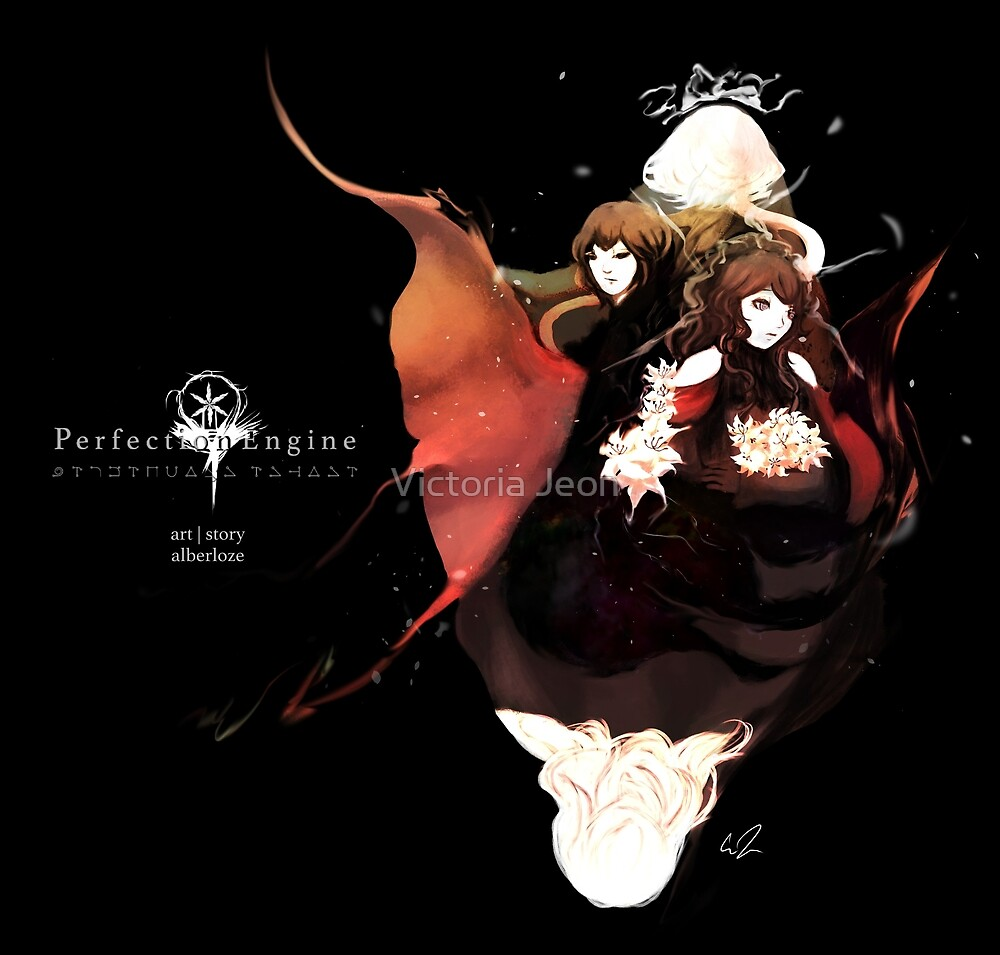 Perfection Engine: Cast by alberloze