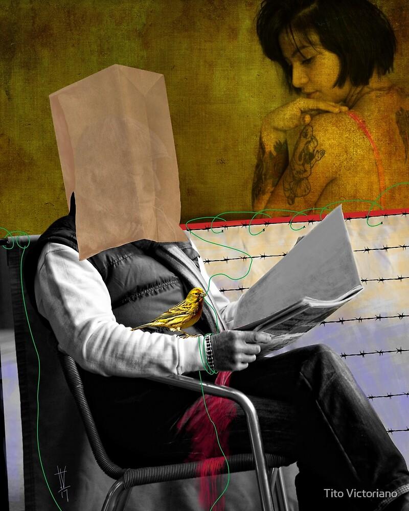 Reader by Tito Victoriano