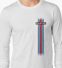 Martini Racing stripe Long Sleeve T-Shirt