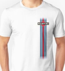Martini Racing stripe Unisex T-Shirt