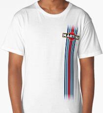 Martini Racing stripe Long T-Shirt