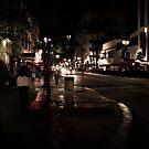 Pine Street, Long Beach, California by Billy Lucero
