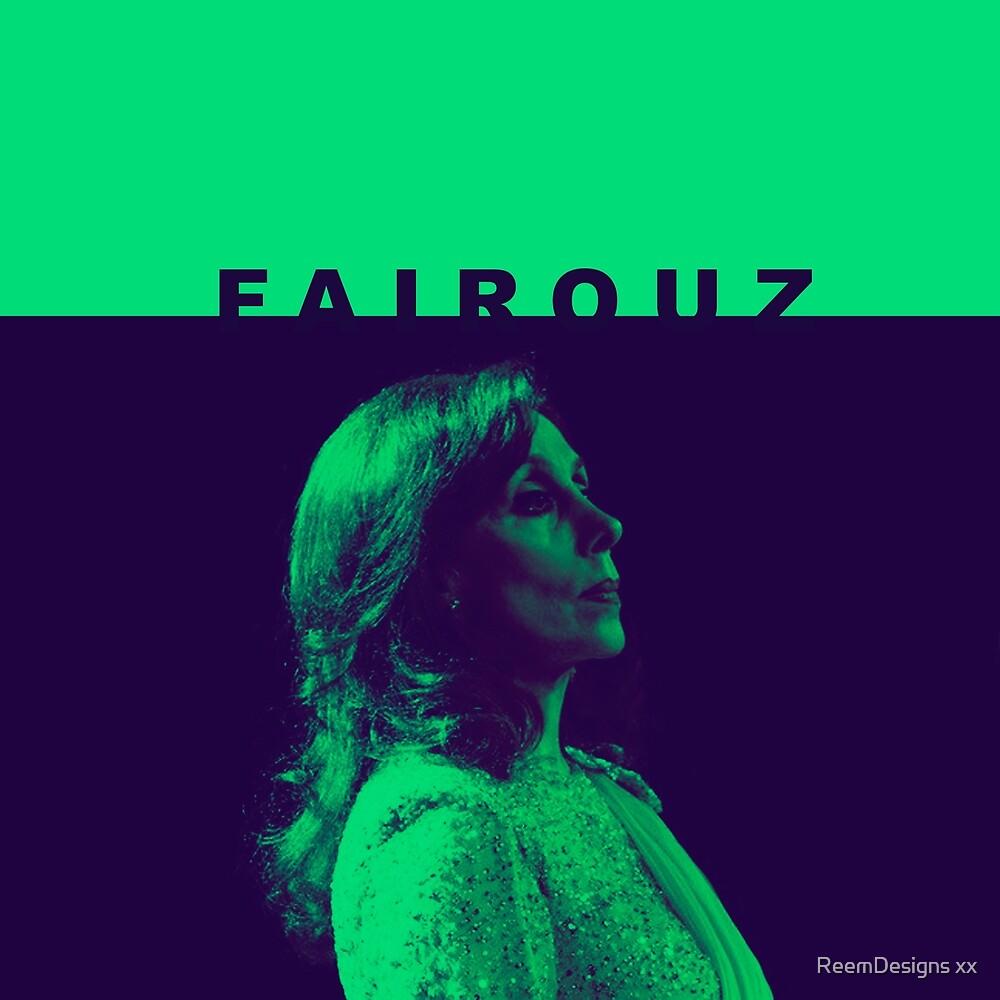 FAIROUZ by ReemDesigns xx