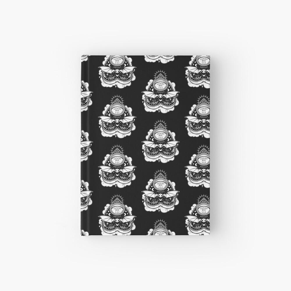 OUIJA Horror Hardcover Journal