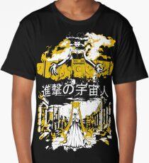 Attack on Moon - Alien Advance Long T-Shirt