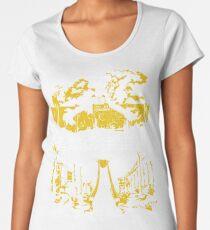 Attack on Moon - Alien Advance Women's Premium T-Shirt
