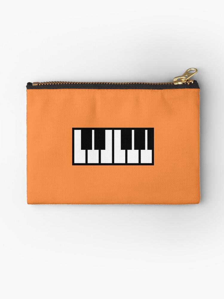 Piano Pixel by AnnaClary