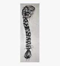 braid Photographic Print