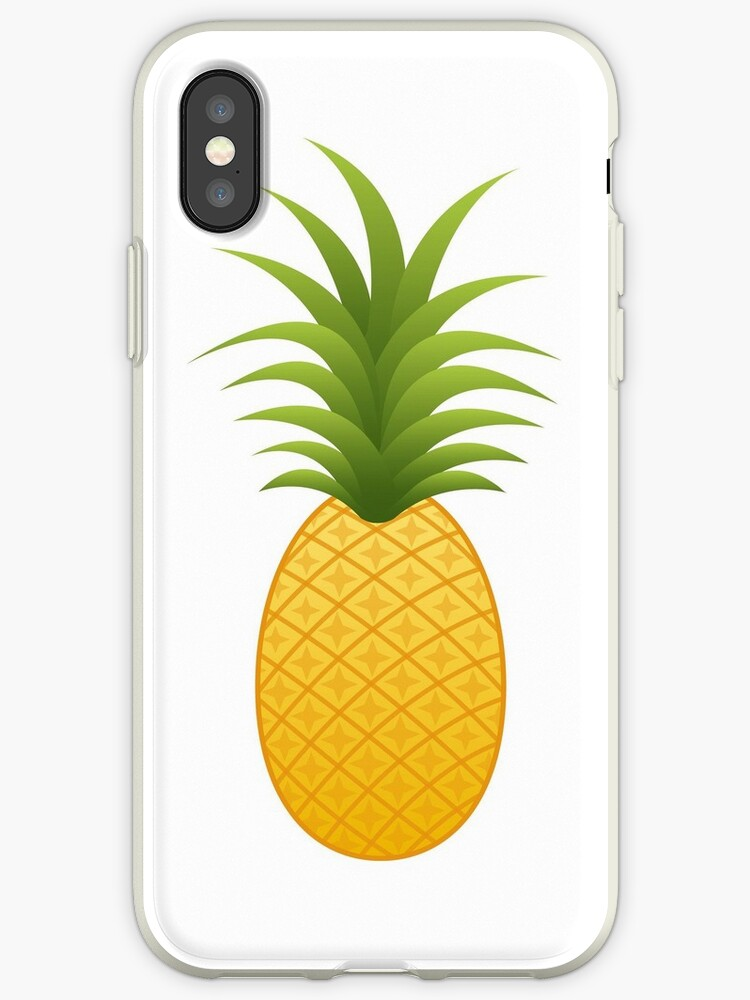 Case Iphone Pineapple by Patrik Šmiga