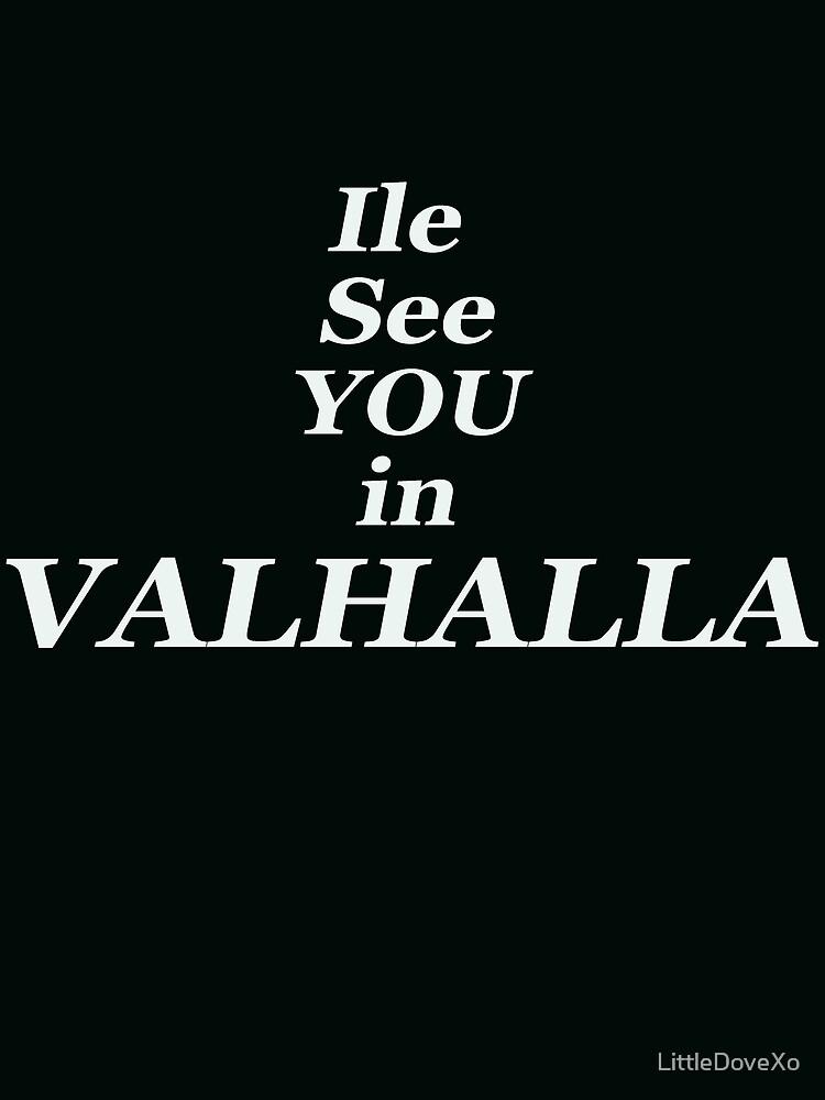 Valhalla by LittleDoveXo