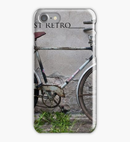 Not old, just retro iPhone Case/Skin