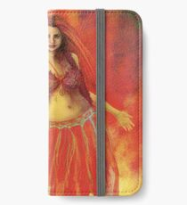 Die Wutfrau - Woman of Anger iPhone Flip-Case/Hülle/Skin