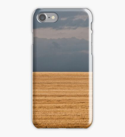The View from Milas window iPhone Case/Skin