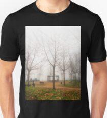 Invierno nebuloso Unisex T-Shirt