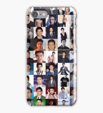 Harry Shum Jr. Collage - Many Items Available iPhone Case/Skin
