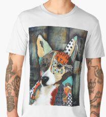 Corgi Men's Premium T-Shirt