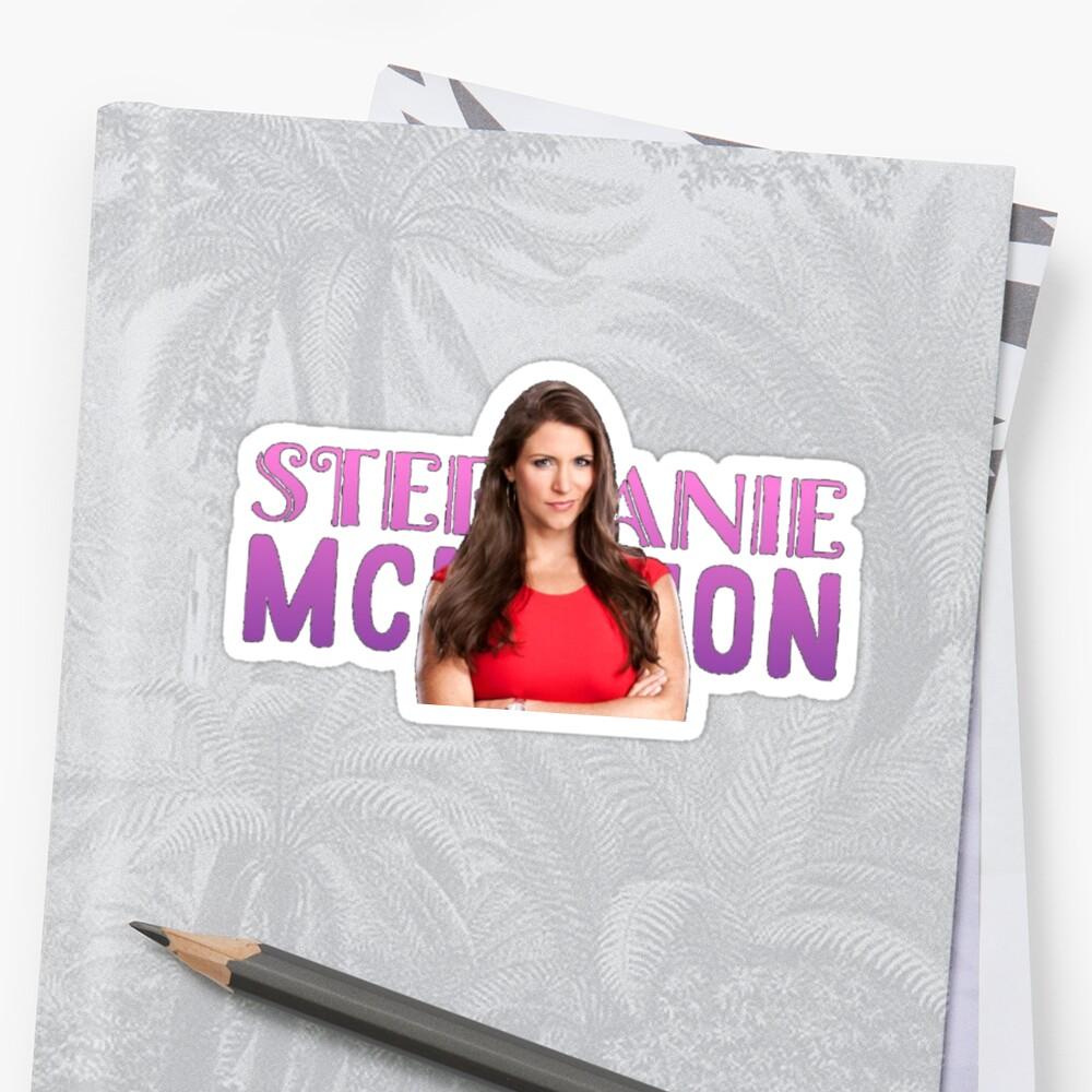 Stephanie McMahon  by JonnyM30