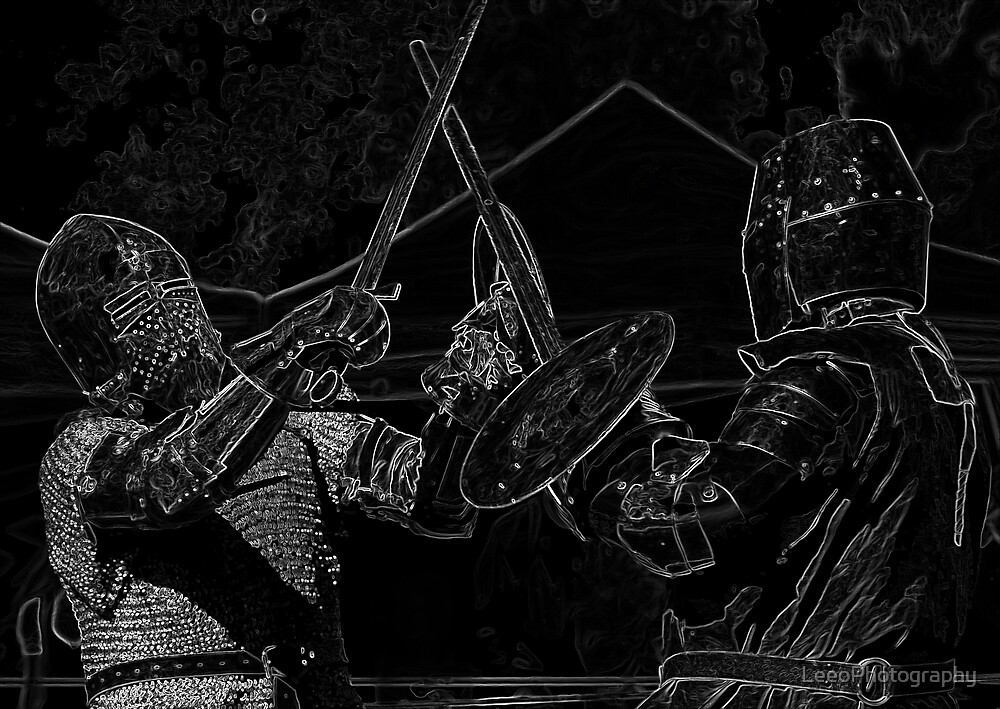 Duel by LeeoPhotography