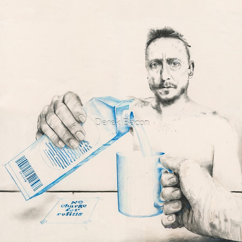 Free refills by Derek Bacon