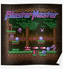 Master Blaster Poster