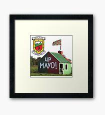 Mayo Framed Print