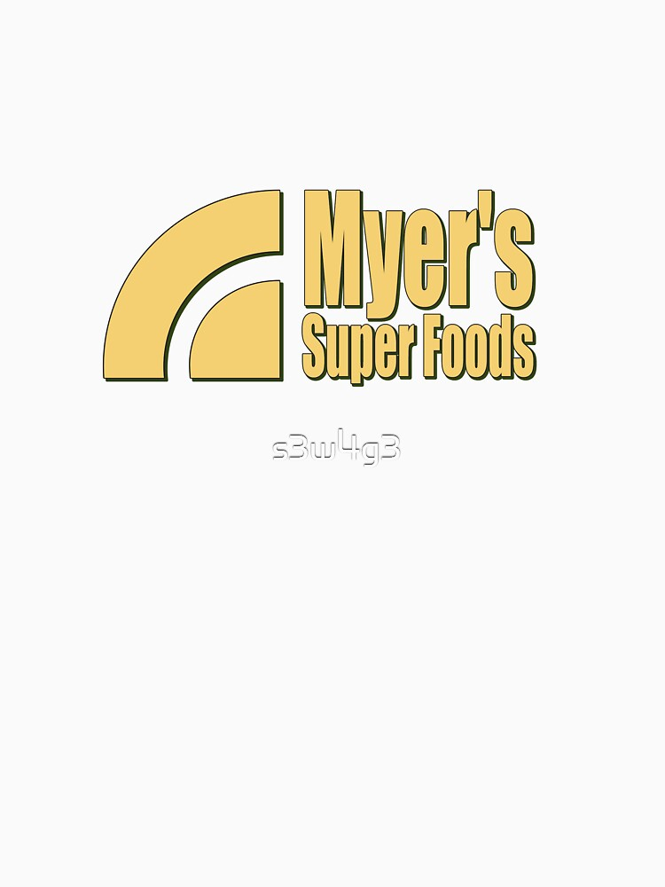 Myer's Super Foods by s3w4g3