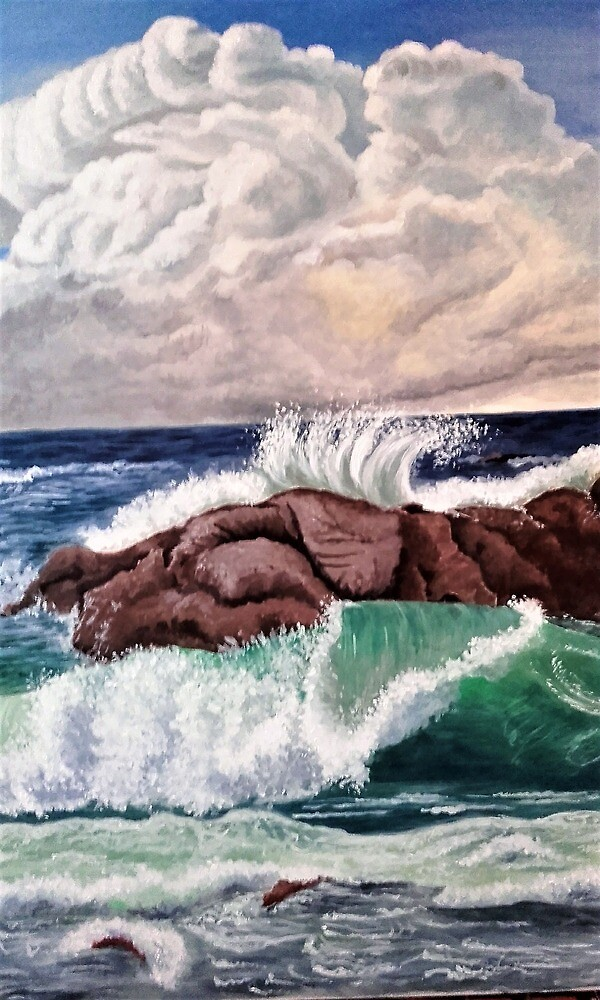 Mare mosso by paolabuccheri