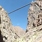 Royal Gorge Bridge, Suspension Bridge, Colorado by lenspiro