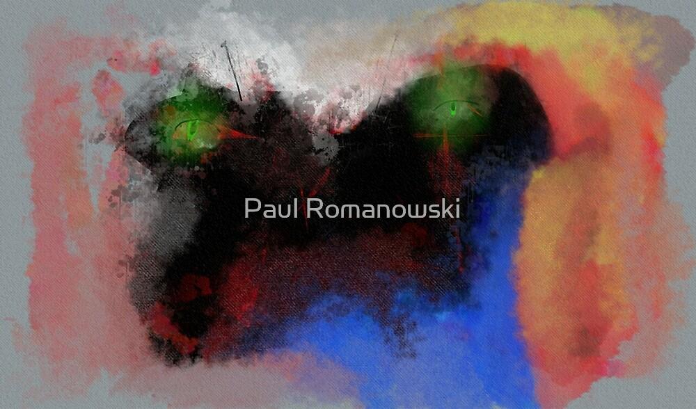 EARTHLINGS WE ARE HERE(C2017) by Paul Romanowski