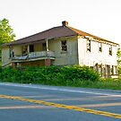 Old Restaurant or Bar Maybe by ericseyes
