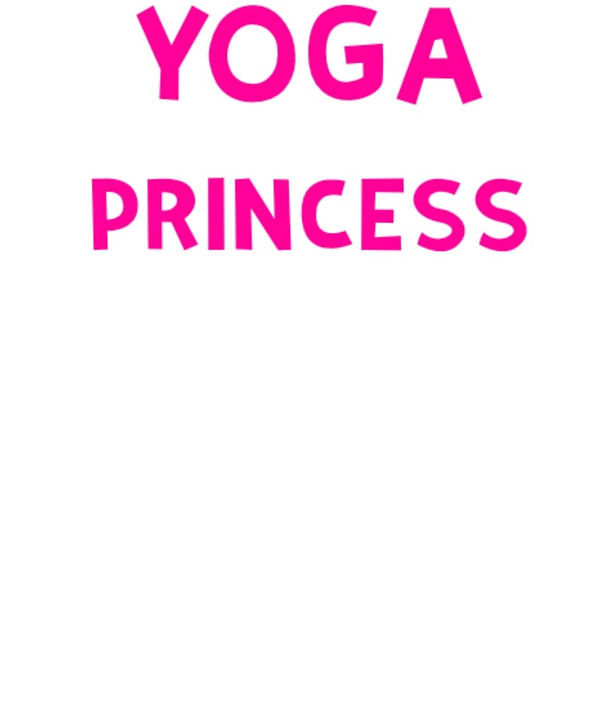 Yoga Princess by CreativeTs
