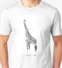 Giraffe Masai Mara Kenya T-Shirt