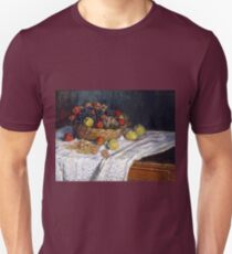 Claude Monet Apples and Grapes T-Shirt